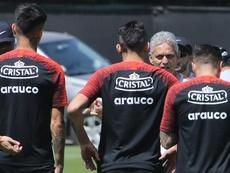Rueda avisó de los peligros de Perú y Venezuela. EFE