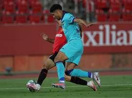 Araujo se cae de la lista de convocados de Uruguay. EFE