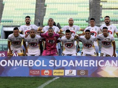 Coquimbo golea y avanza a octavos de la Sudamericana. EFE