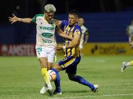Así fueron los partidos de ida de los dieciseisavos de la Sudamericana. EFE