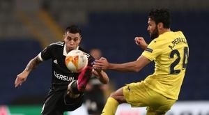 Villarreal v Qarabag has been postponed. EFE