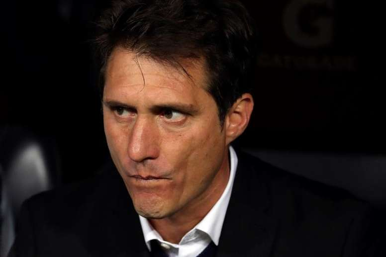 Schelotto fue cesado como técnico de LA Galaxy el pasado mes de octubre. EFE