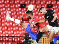 El Granada puso fin a una increíble racha goleadora. EFE