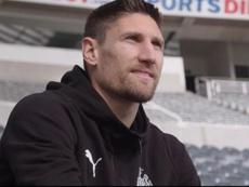 Fede Fernández habló de su ex compañero de selección Leo Messi. EFE