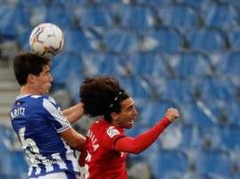 Imanol recovers Elustondo for Copa del Rey. EFE
