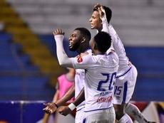 Así llega la Jornada 9 del Torneo Apertura de Honduras. EFE