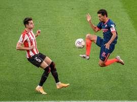 Alineaciones confirmadas en el Sevilla-SD Huesca. EFE