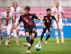 Bayern. Borussia y Augsburg, triunfadores de la tarde del sábado. EFE