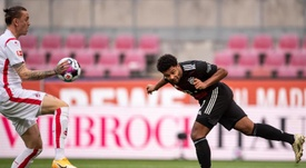El Bayern venció 1-2. EFE/EPA