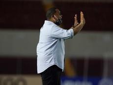 Club Atlético Independiente no falla y alcanza el liderato. EFE