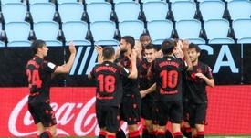 La Real Sociedad reprend la tête de la Liga. EFE