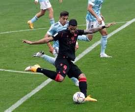 Willian José set for Wolves loan. EFE