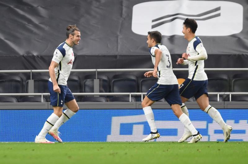 Gareth Bale offre un précieux succès à Tottenham face à Brighton — PL