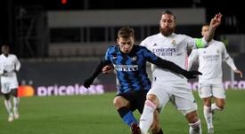 Le Real jouera un Inter motivé par sa remontada face au Torino. EFE