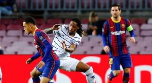 Possible line-ups for Dynamo Kyiv v Barca. EFE
