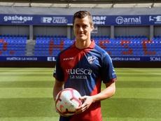 Mantovani fichó este verano por el FC Andorra. EFE