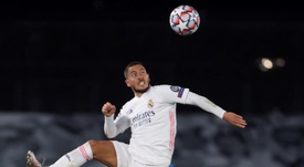 Hazard and Militao have tested negative. EFE