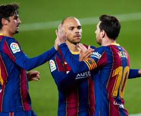 Barcelona will hold elections for its next presiden. EFE