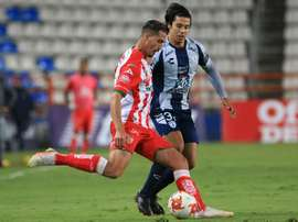 Fans almost ruled out in Mexico until 2021 Apertura. EFE