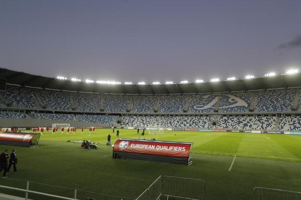 Le choc Chelsea-Villarreal en Super Coupe d'Europe se jouera à Belfast. EFE