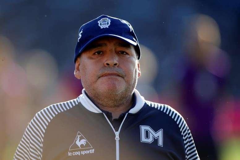 El hermano de Maradona afirmó que están muertos en vida. EFE