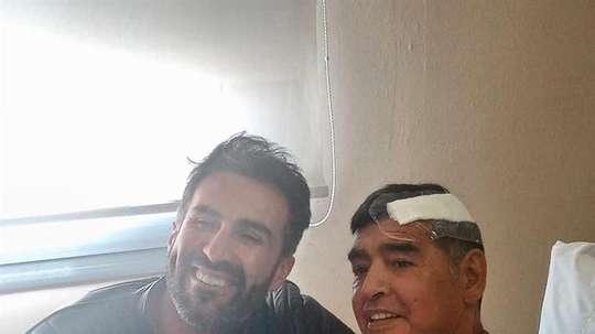 Médico de Maradona é investigado por homicídio culposo. EFE