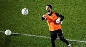 Real Madrid's Francisco Alarcón 'Isco'. EFE