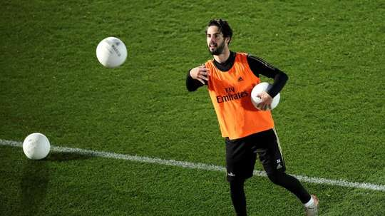 Real Madrid's Francisco Alarcón 'Isco'. EFE