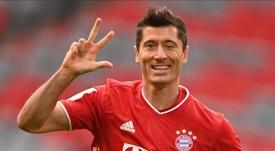 Lewandowski no hay más que uno. EFE