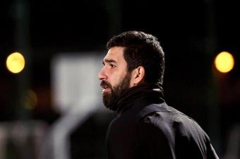 Arda se quedó sin título y estalló contra la Federación y los árbitros. EFE