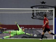 Croacia y Montenegro lograron sus objetivos en sus respectivas Ligas. EFE