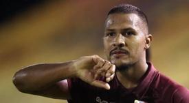 Rondón, decisivo para Venezuela. EFE