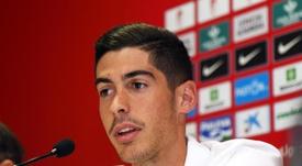 Carlos Fernández, a la Real Sociedad en breve. EFE