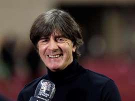 Joachim Löw reste le sélectionneur de l'Allemagne. afp