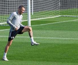 El Celta visita al Sevilla en el regreso de la Liga. EFE