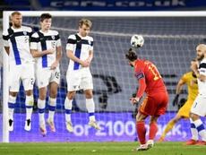 Gales asciende a la máxima categoría con un nuevo Bale. EFE