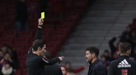 L'UEFA ajoute 34 nouveaux arbitres internationaux. EFE