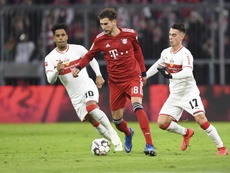 El Bayern recibe la visita del Werder Bremen. EFE/EPA