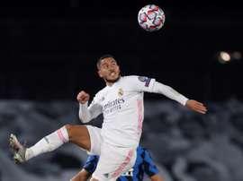 Hazard non segna da tre anni in Champions. EFE