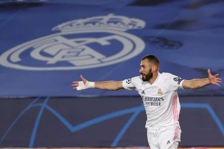 Benzema quedó excluido de la Selección por una polémica con un vídeo sexual. EFE