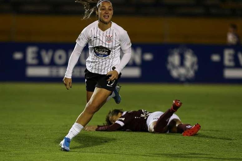 Hay sede y fecha para la Libertadores Femenina. EFE