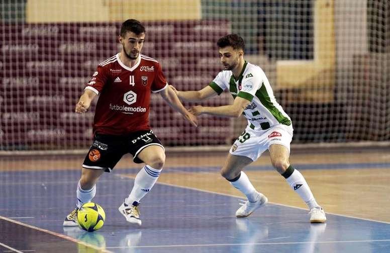 La patronal de fútbol sala asegura que su acuerdo es con LaLiga. EFE