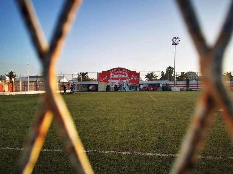 Las deudas ahogan al histórico Club Africain. EFE