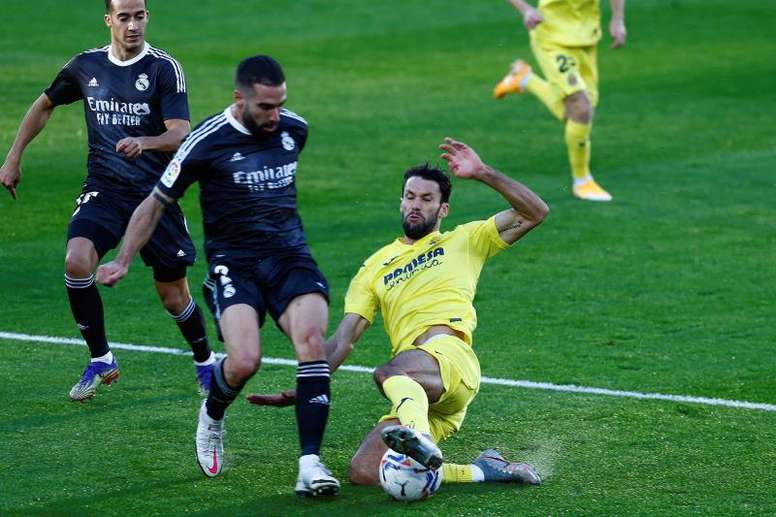 Pareggio tra Villarreal e Real Madrid. EFE