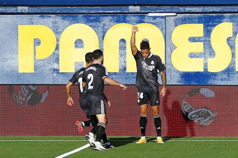 Le Real Madrid tenu en échec à Villarreal. EFE