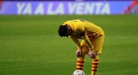 Le problème Messi. EFE