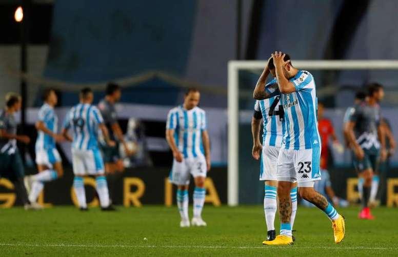 Diego Milito no seguirá siendo secretario técnico del equipo interista. EFE