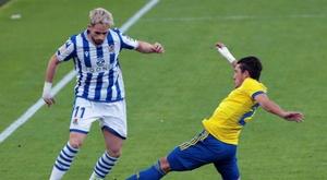 La dernière fois que la Real Sociedad a commencé comme ça, elle a été championne. EFE