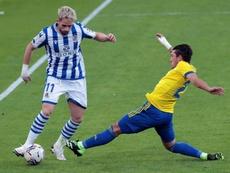 La Real reafirma su liderato pese a la amenaza del Atlético. EFE