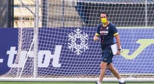 Villarreal en passe de se qualifier pour les 16e de finale de l'Europa League. EFE